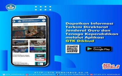 GTK Dikbud, Informasi Terkini Direktorat Jenderal Guru dan Tenaga Kependidikan